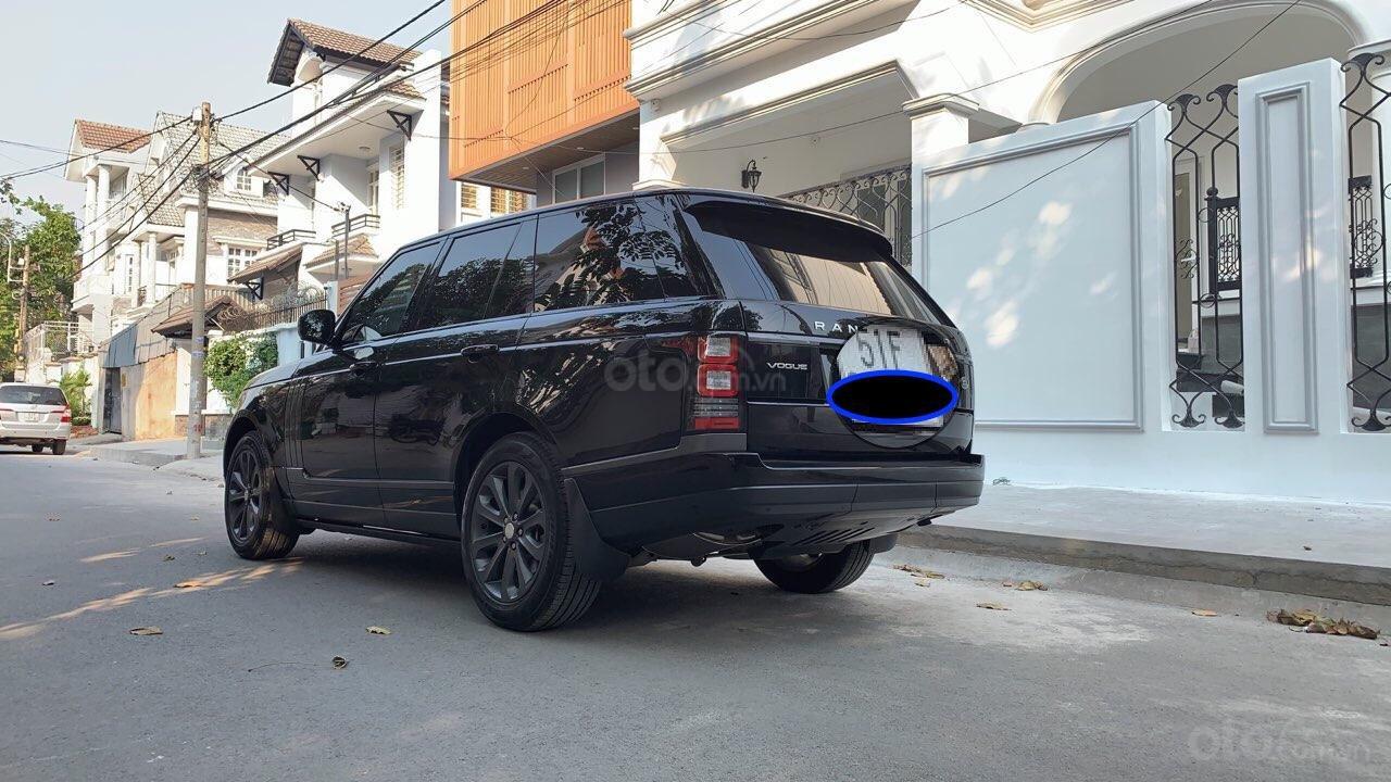 Chính chủ bán giá xe Range Rover Vogue màu đen 2015 xe đẹp giá tốt 093 2222253-3