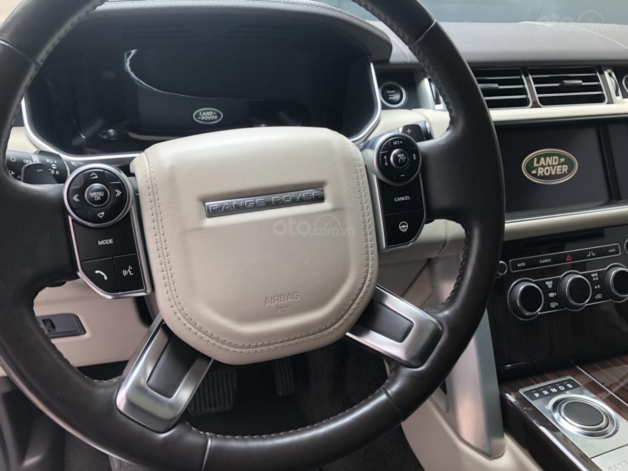 Chính chủ bán giá xe Range Rover Vogue màu đen 2015 xe đẹp giá tốt 093 2222253-8