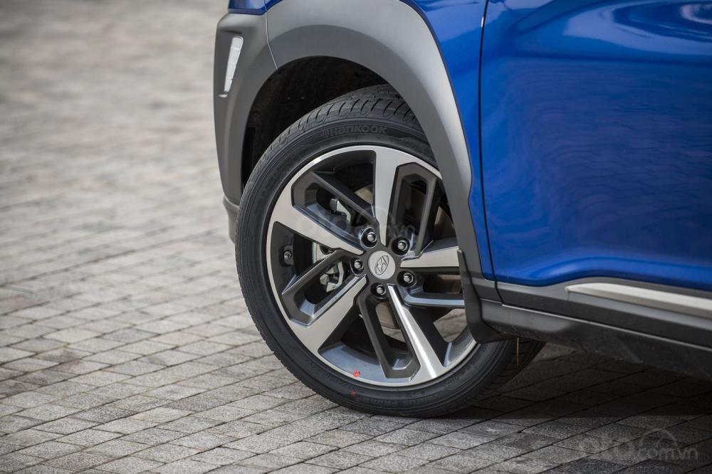 Đánh giá xe Hyundai Kona 2018 7