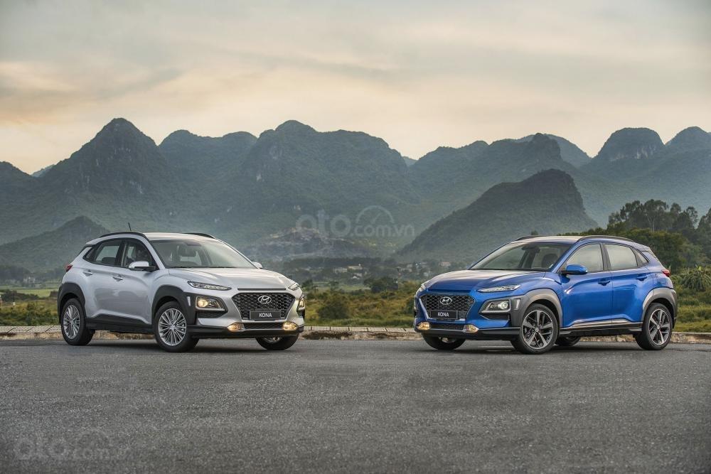 Đánh giá xe Hyundai Kona 2018 1