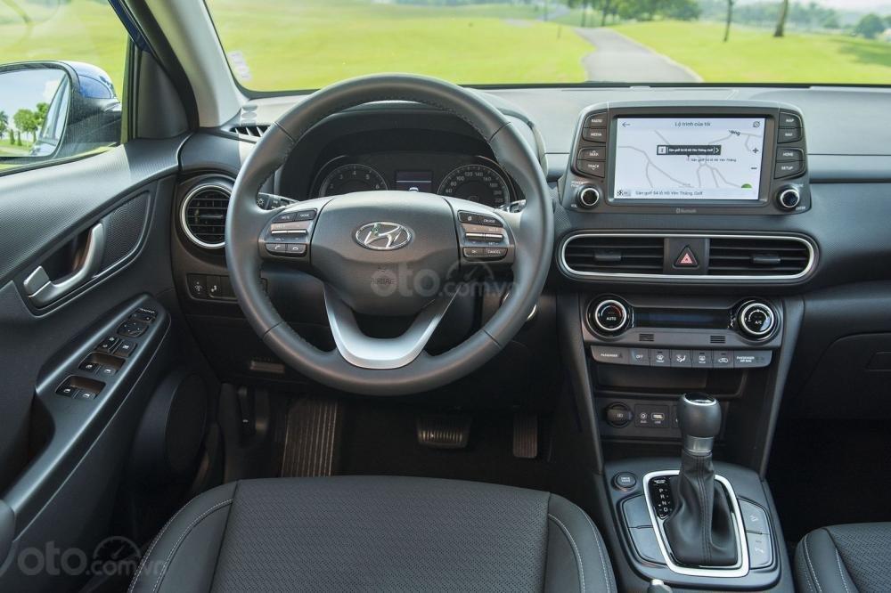 Đánh giá xe Hyundai Kona 2018 15