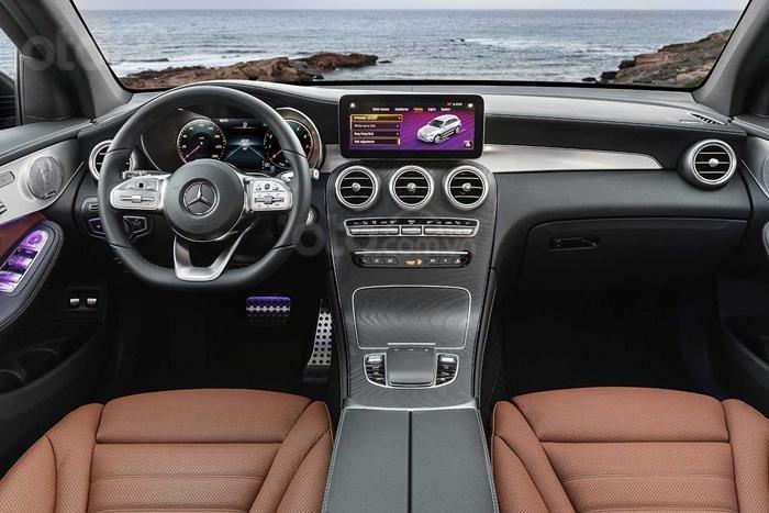 Mercedes-Benz GLC-Class 2020 - nội thất