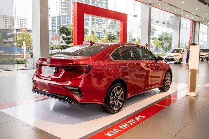 [Kia Bình Triệu] Kia Cerato 2019, cam kết hỗ trợ tốt nhất TP. HCM, LH ngay 0939701039 (2)