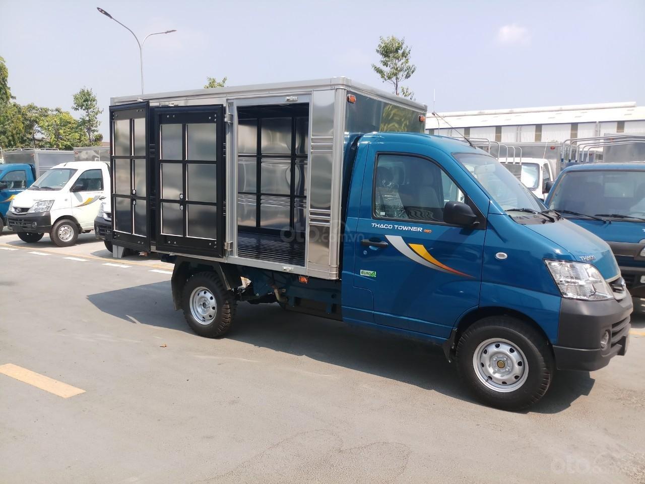 Xe tải nhỏ Thaco Towner990 - Xe tải Suzuki -tặng 100% lệ phí trước bạ (2)