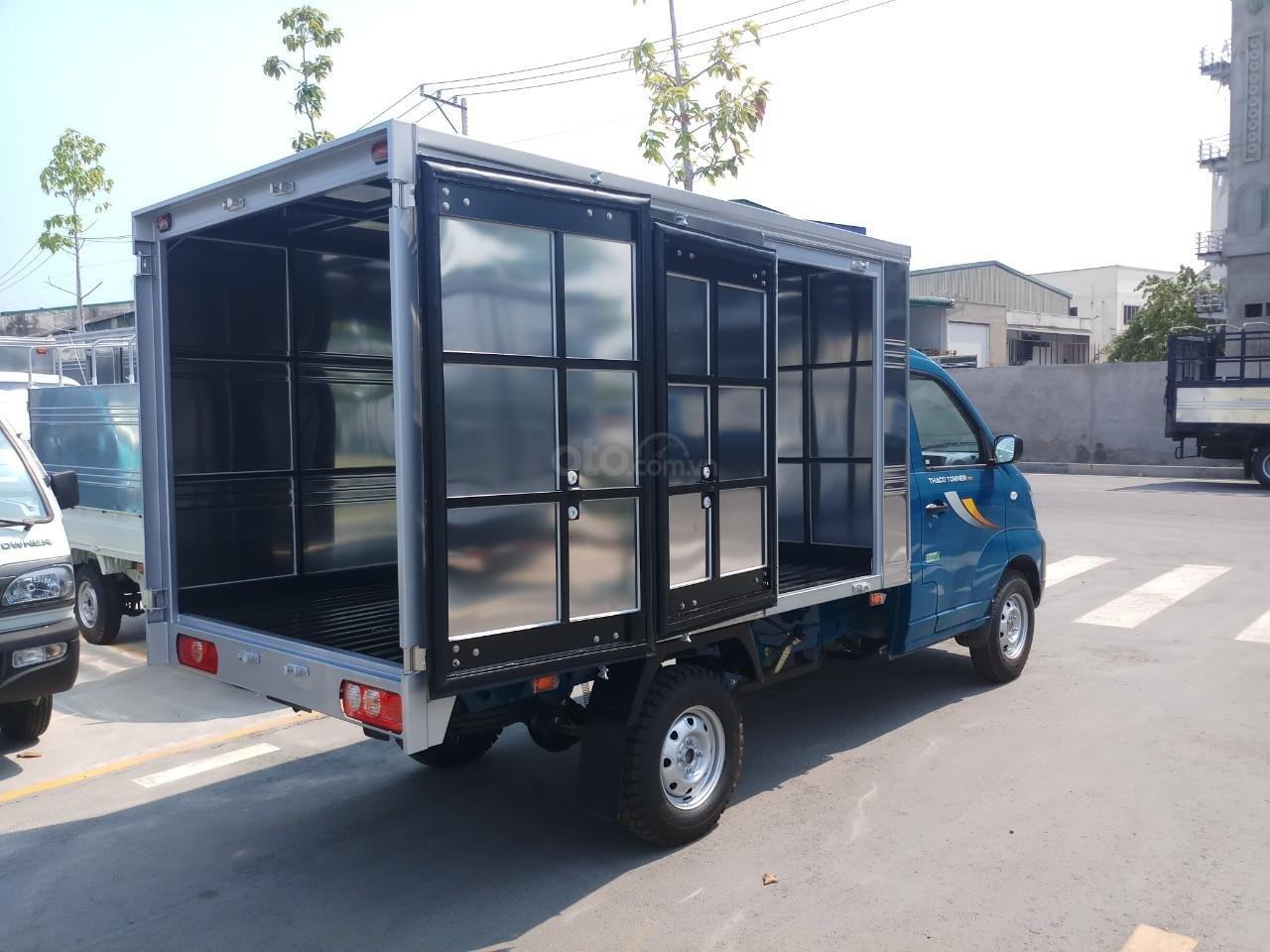 Xe tải nhỏ Thaco Towner990 - Xe tải Suzuki -tặng 100% lệ phí trước bạ (4)