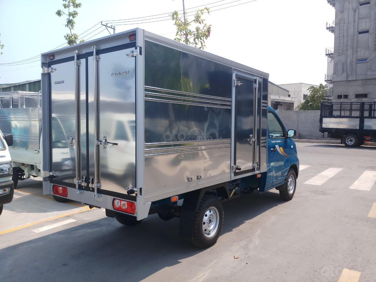 Xe tải nhỏ Thaco Towner990 - Xe tải Suzuki -tặng 100% lệ phí trước bạ (5)