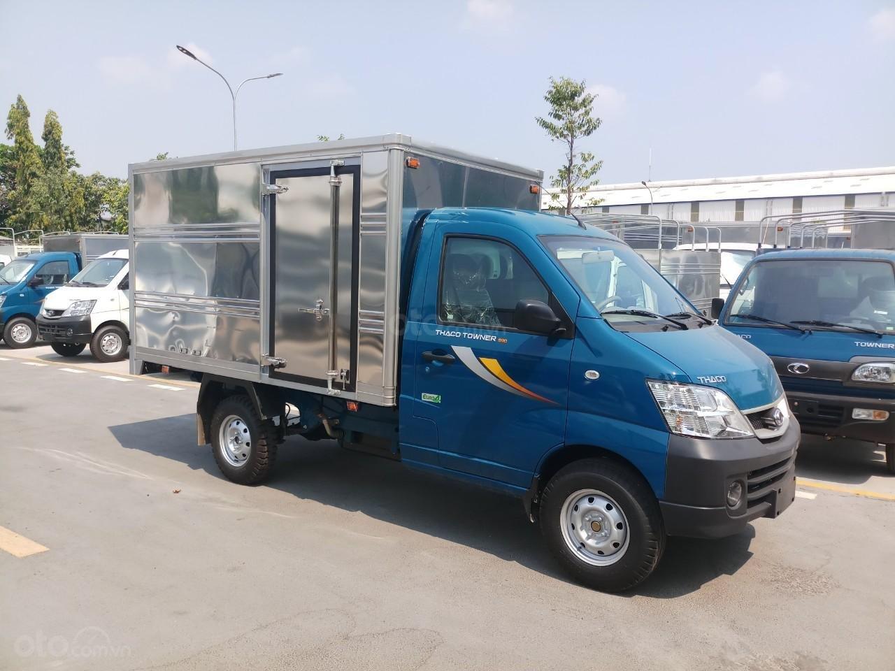 Xe tải nhỏ Thaco Towner990 - Xe tải Suzuki -tặng 100% lệ phí trước bạ (6)