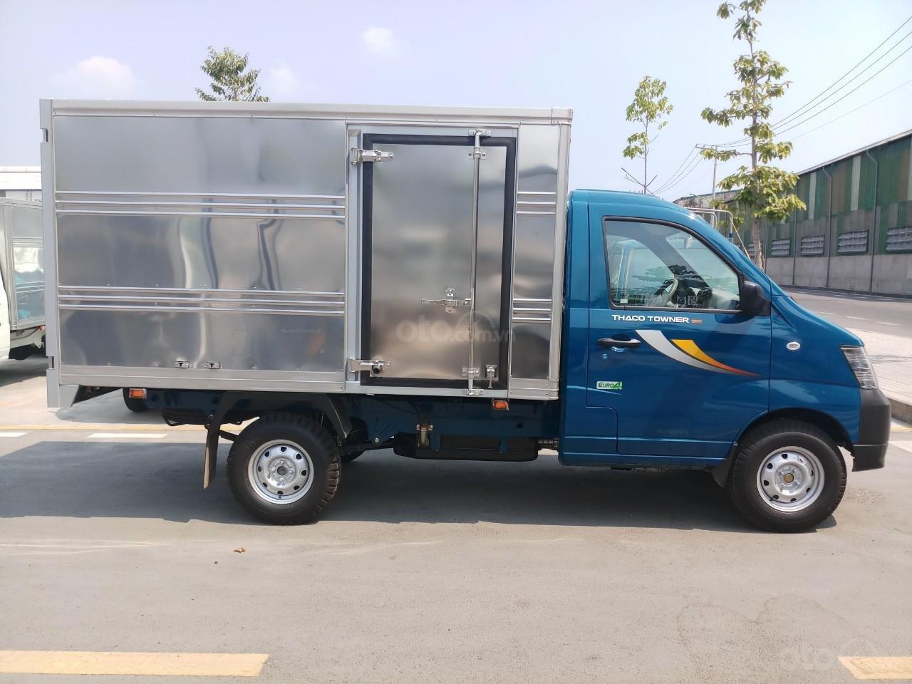 Xe tải nhỏ Thaco Towner990 - Xe tải Suzuki -tặng 100% lệ phí trước bạ (7)