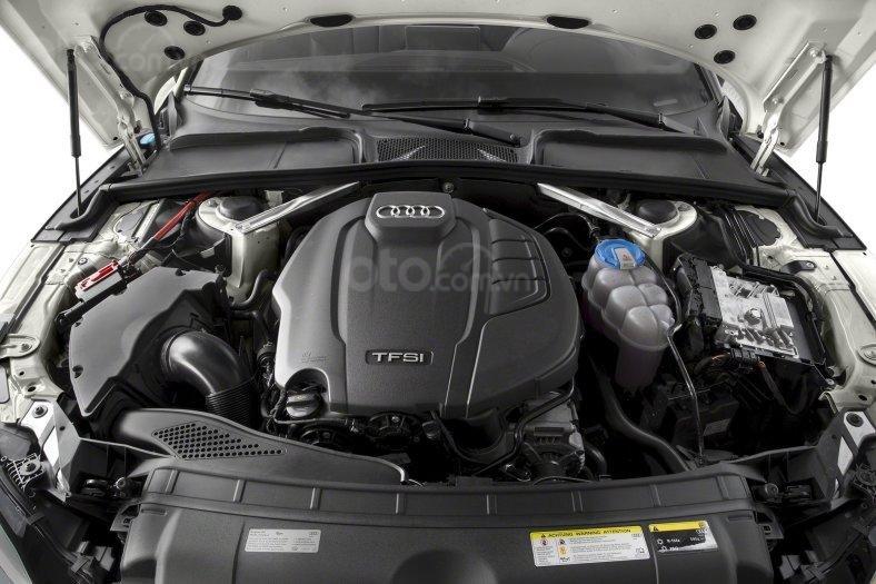 Động cơ xe Audi A5 2019