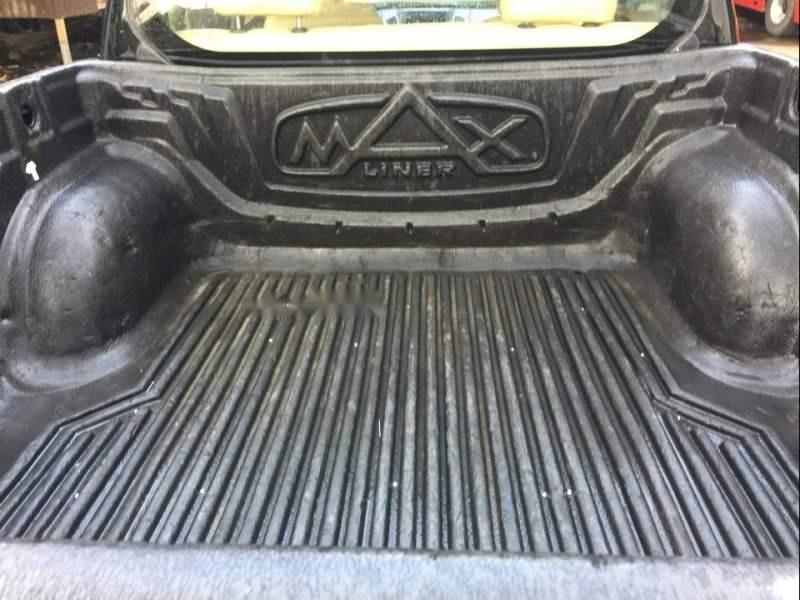Bán Mitsubishi Triton đời 2011, màu đen, xe nhập số sàn (6)