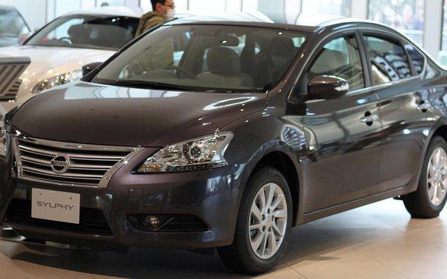 Nissan Sylphy tại Trung Quốc
