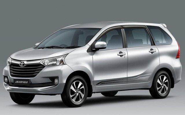 Toyota Avanza tại Indonesia