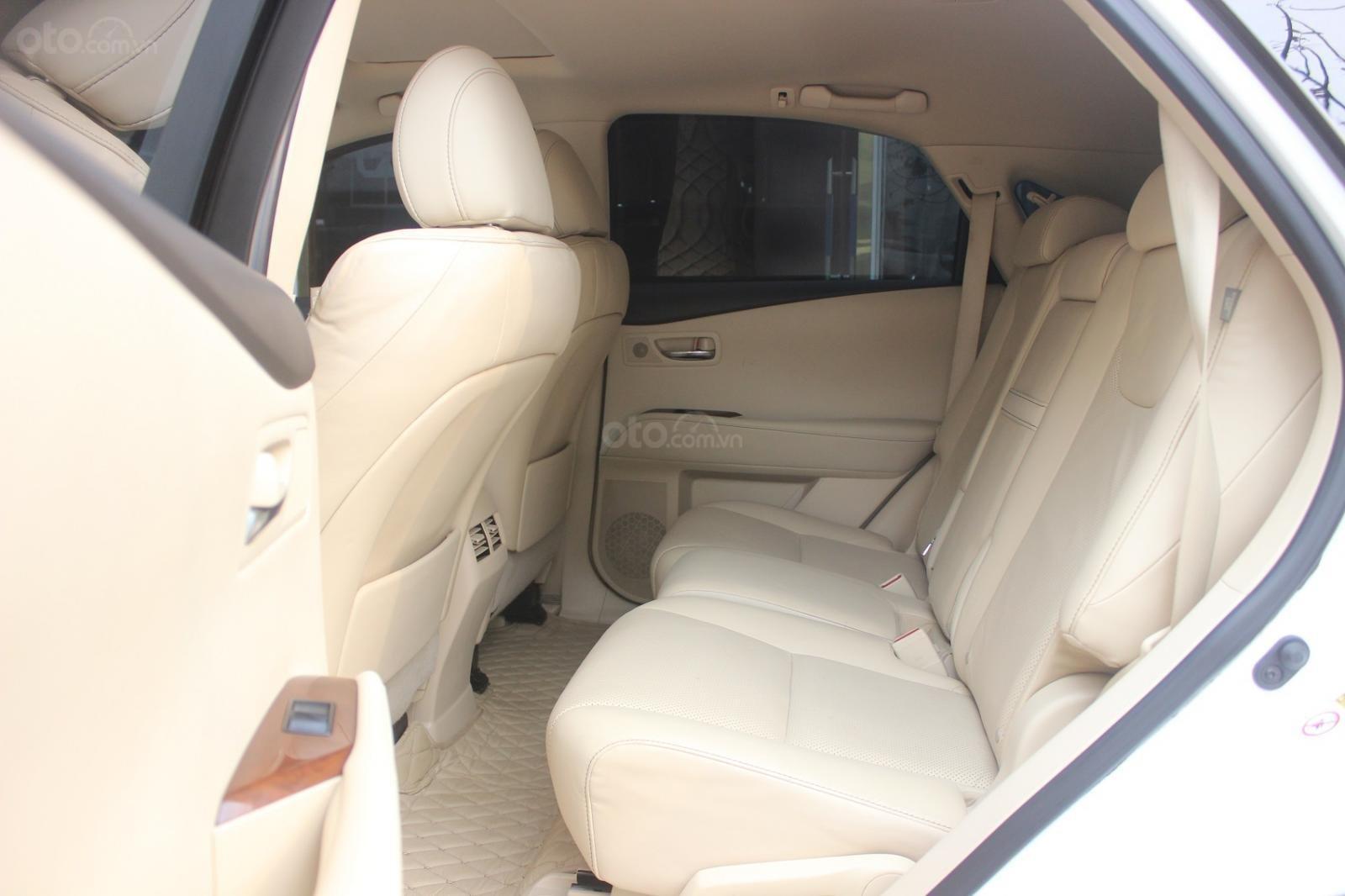 VOV Auto bán xe Lexus RX 350 AWD 2015-8