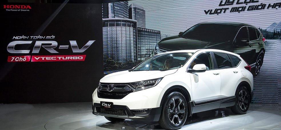 Ưu nhược điểm của xe Honda CR-V 20197aa