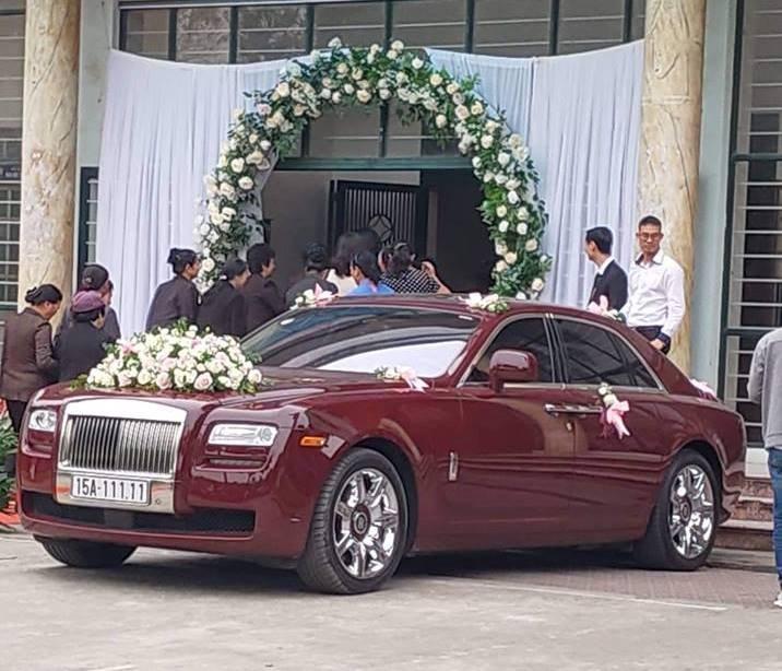 Rolls-Royce Ghost biển ngũ quý 1 Hải Phòng