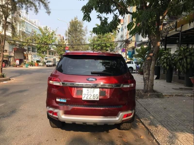 Lên đời bán xe Ford Everest Titanium bản full sx 2016-2