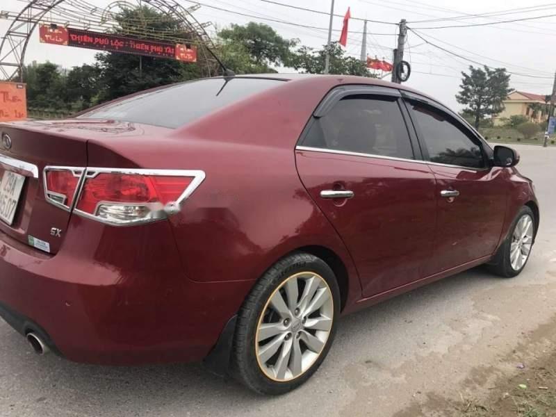 Bán Kia Forte năm 2011, màu đỏ số tự động giá cạnh tranh-3