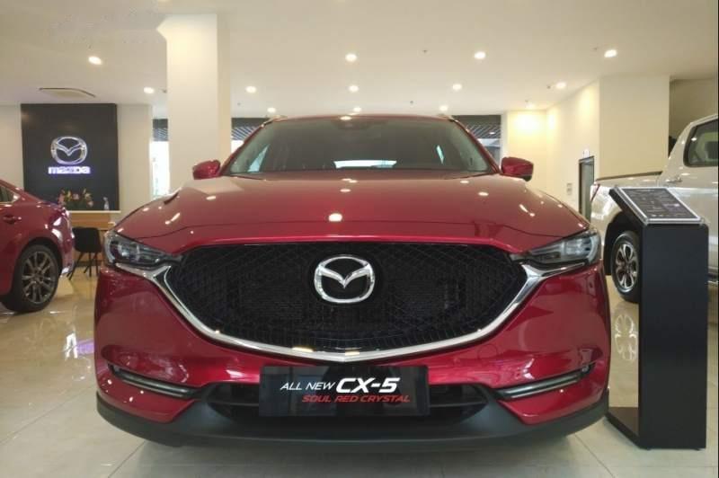 Cần bán xe Mazda CX 5 đời 2019, màu đỏ-0