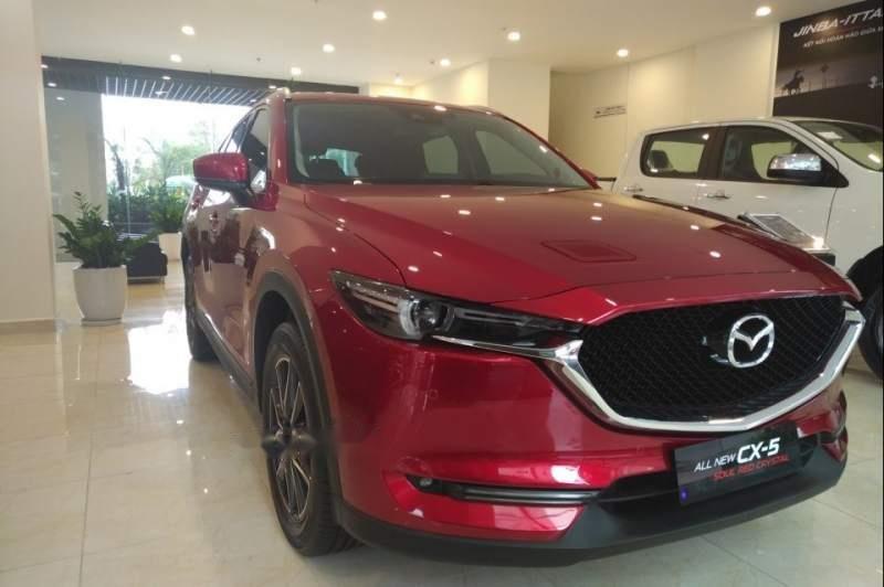 Cần bán xe Mazda CX 5 đời 2019, màu đỏ-1