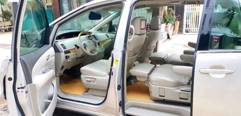 Bán ô tô Toyota Previa 2007, màu vàng, nhập khẩu còn mới, giá tốt-3