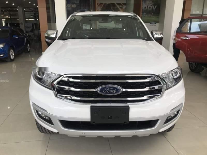 Bán xe Ford Everest đời 2018, màu trắng, nhập khẩu nguyên chiếc  (3)