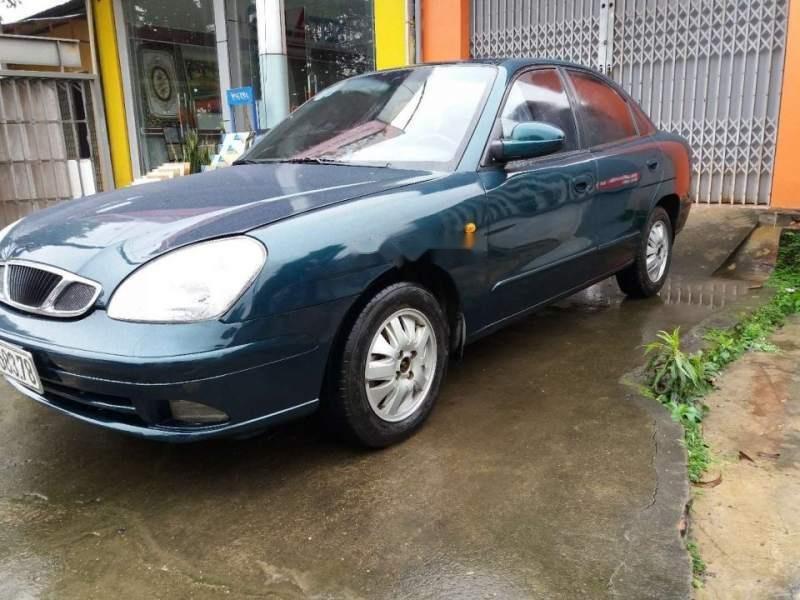 Bán gấp Daewoo Nubira 1.6 MT sản xuất năm 2003 xe gia đình-1