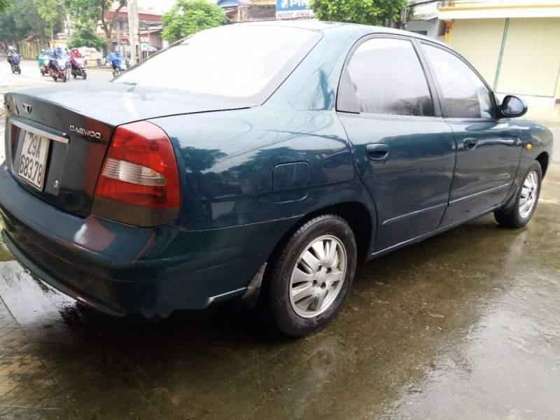 Bán gấp Daewoo Nubira 1.6 MT sản xuất năm 2003 xe gia đình-2