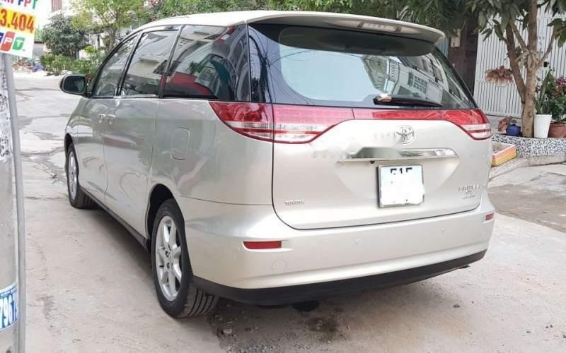 Bán ô tô Toyota Previa 2007, màu vàng, nhập khẩu còn mới, giá tốt-2