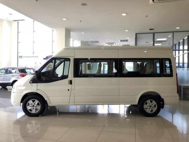 Bán Ford Transit năm 2017, màu trắng-0