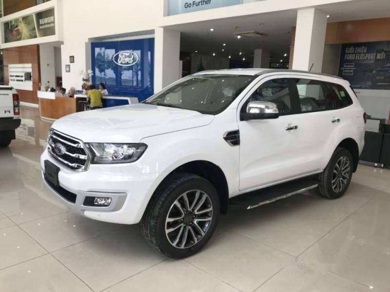 Bán xe Ford Everest đời 2018, màu trắng, nhập khẩu nguyên chiếc  (1)
