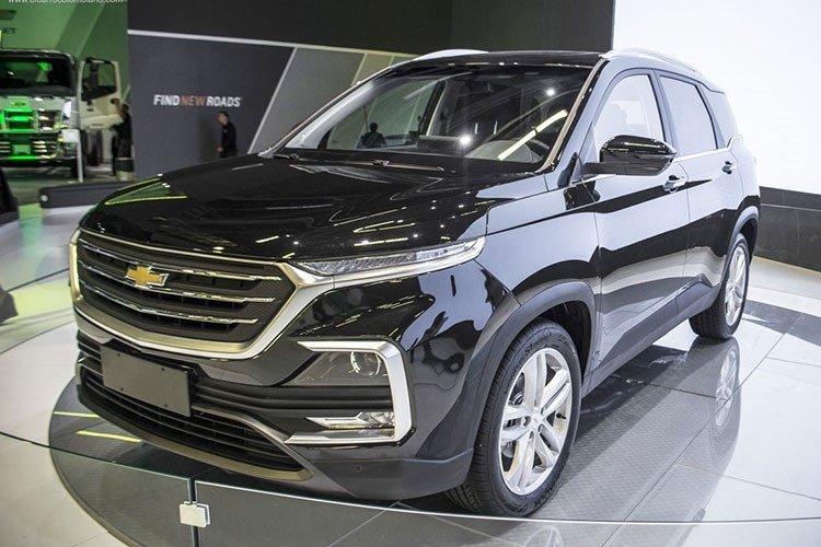 Chevrolet Captiva 2019 thiết kế ngoại thất