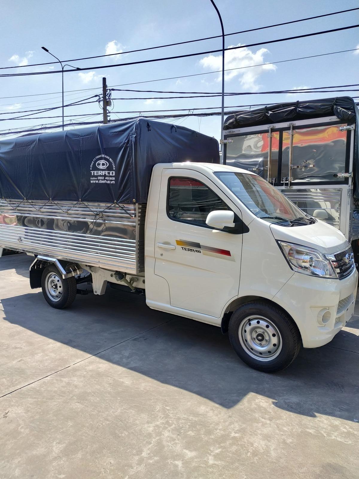 Bán xe Daehan Teraco 100 động cơ Mitsubishi Tech 1.3L - Ưu đãi lớn giảm tiền mặt lên đến 5 triệu đồng  (4)