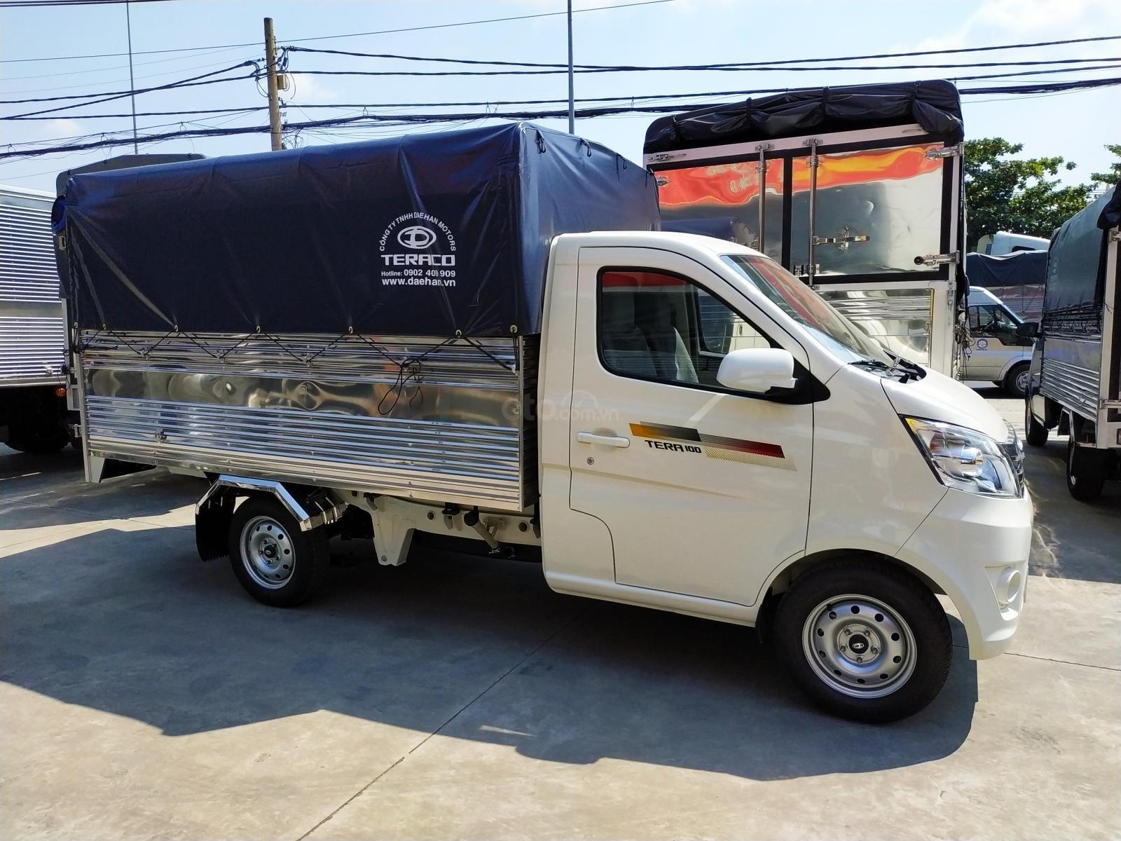 Bán xe Daehan Teraco 100 động cơ Mitsubishi Tech 1.3L - Ưu đãi lớn giảm tiền mặt lên đến 5 triệu đồng  (6)