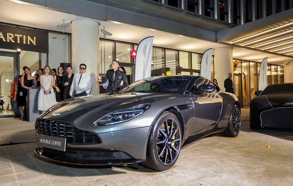 Danh tính 3 đại gia Việt sở hữu siêu xe Aston Martin chính hãng đầu tiên tại Việt Nam10gg