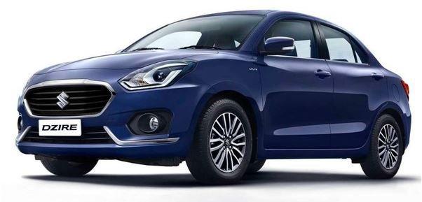 Top 10 xe bán chạy Ấn Độ 2/2019: Suzuki Dzire có phần hạ nhiệt