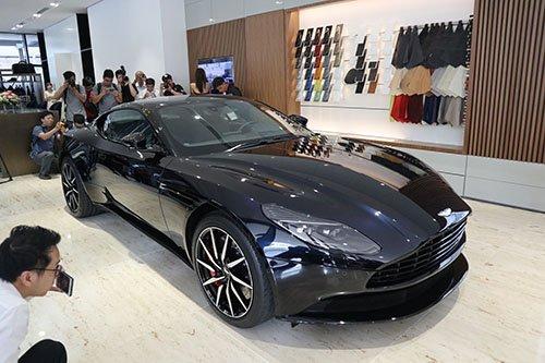 Đại lý chính hãng của Aston Martin tại Việt Nam