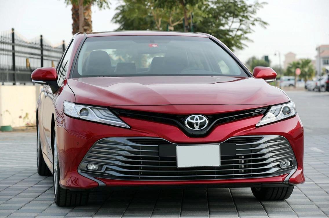 Chưa ra mắt, Toyota Camry 2019 đã lộ nhiều nâng cấp mới tại Việt Nam a5