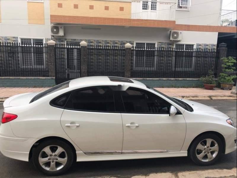 Cần bán lại xe Hyundai Avante 2015, màu trắng số tự động-3