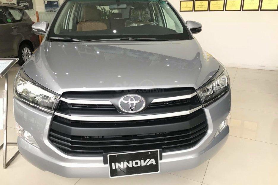 Khuyến mãi hè Toyota Innova 2.0E 2019 mới, 160tr sở hữu xe ngay - LH: 0966.664.543-0