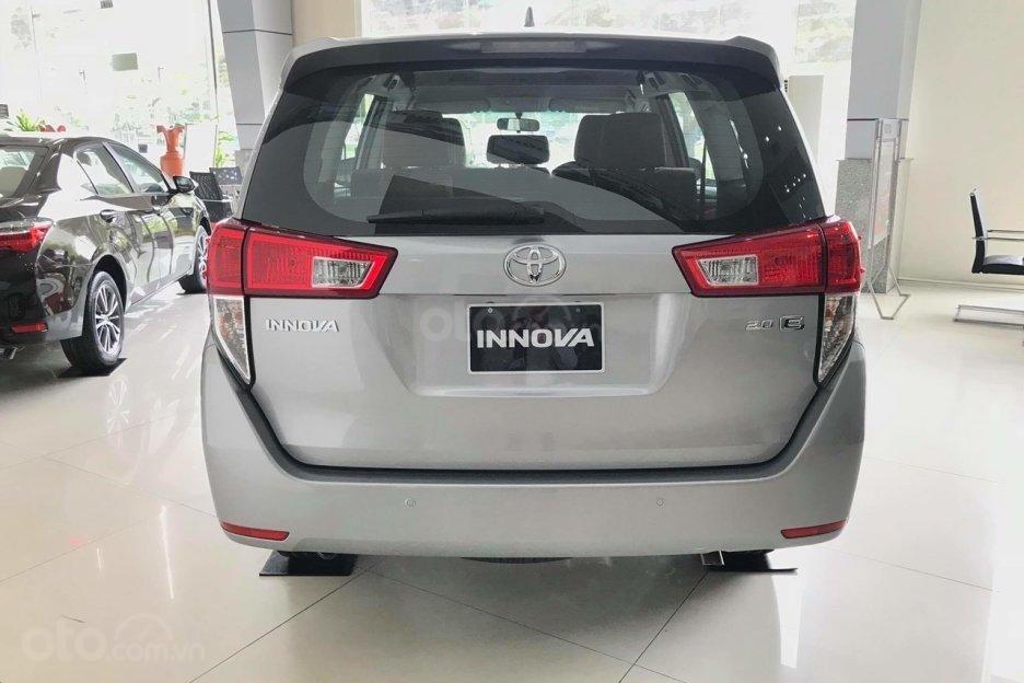 Khuyến mãi hè Toyota Innova 2.0E 2019 mới, 160tr sở hữu xe ngay - LH: 0966.664.543-2