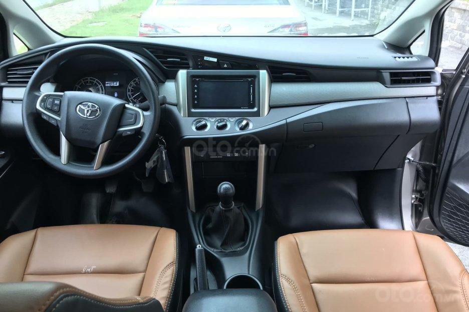 Khuyến mãi hè Toyota Innova 2.0E 2019 mới, 160tr sở hữu xe ngay - LH: 0966.664.543-3