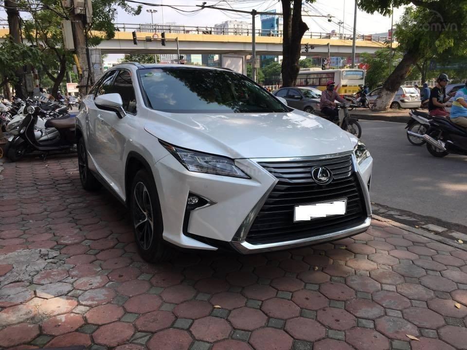 Bán xe Lexus RX 350 SX 2016, màu trắng, nhập khẩu Mỹ nguyên chiếc. LH em Hương 0945392468 (3)
