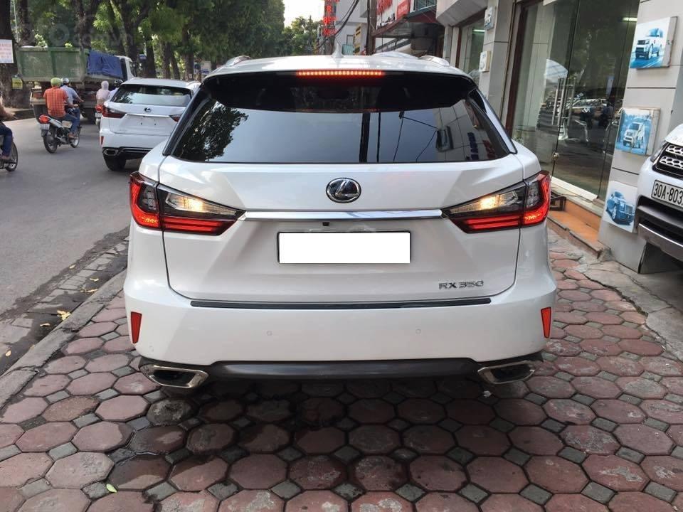 Bán xe Lexus RX 350 SX 2016, màu trắng, nhập khẩu Mỹ nguyên chiếc. LH em Hương 0945392468 (4)