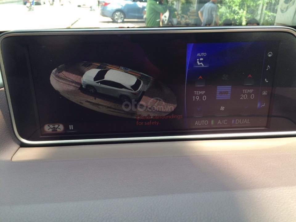 Bán xe Lexus RX 350 SX 2016, màu trắng, nhập khẩu Mỹ nguyên chiếc. LH em Hương 0945392468 (6)