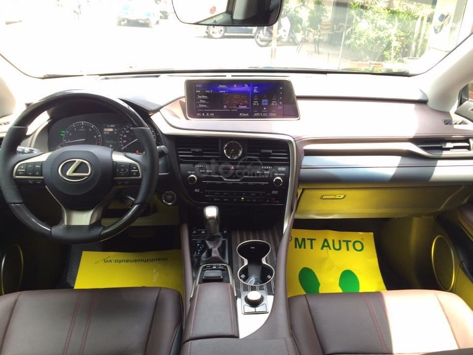 Bán xe Lexus RX 350 SX 2016, màu trắng, nhập khẩu Mỹ nguyên chiếc. LH em Hương 0945392468 (12)