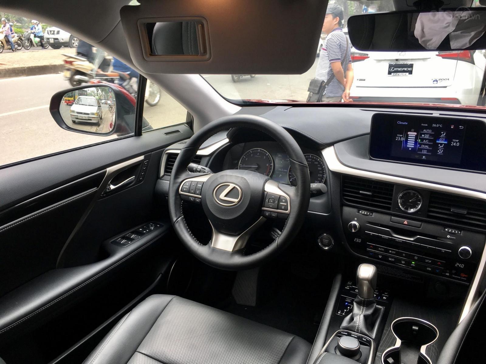 MT Auto bán xe Lexus RX 200t sx 2016, màu đỏ mới 100% giá cực rẻ, hỗ trợ 2 tỷ, LH em Hương 0945392468-13