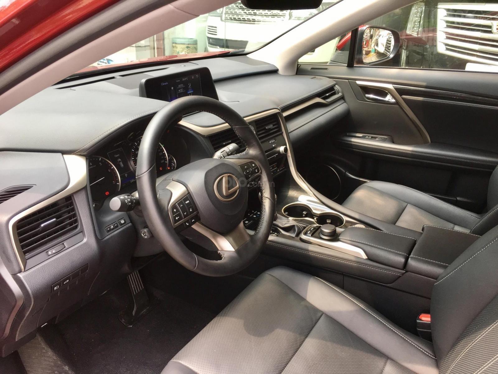MT Auto bán xe Lexus RX 200t sx 2016, màu đỏ mới 100% giá cực rẻ, hỗ trợ 2 tỷ, LH em Hương 0945392468-20