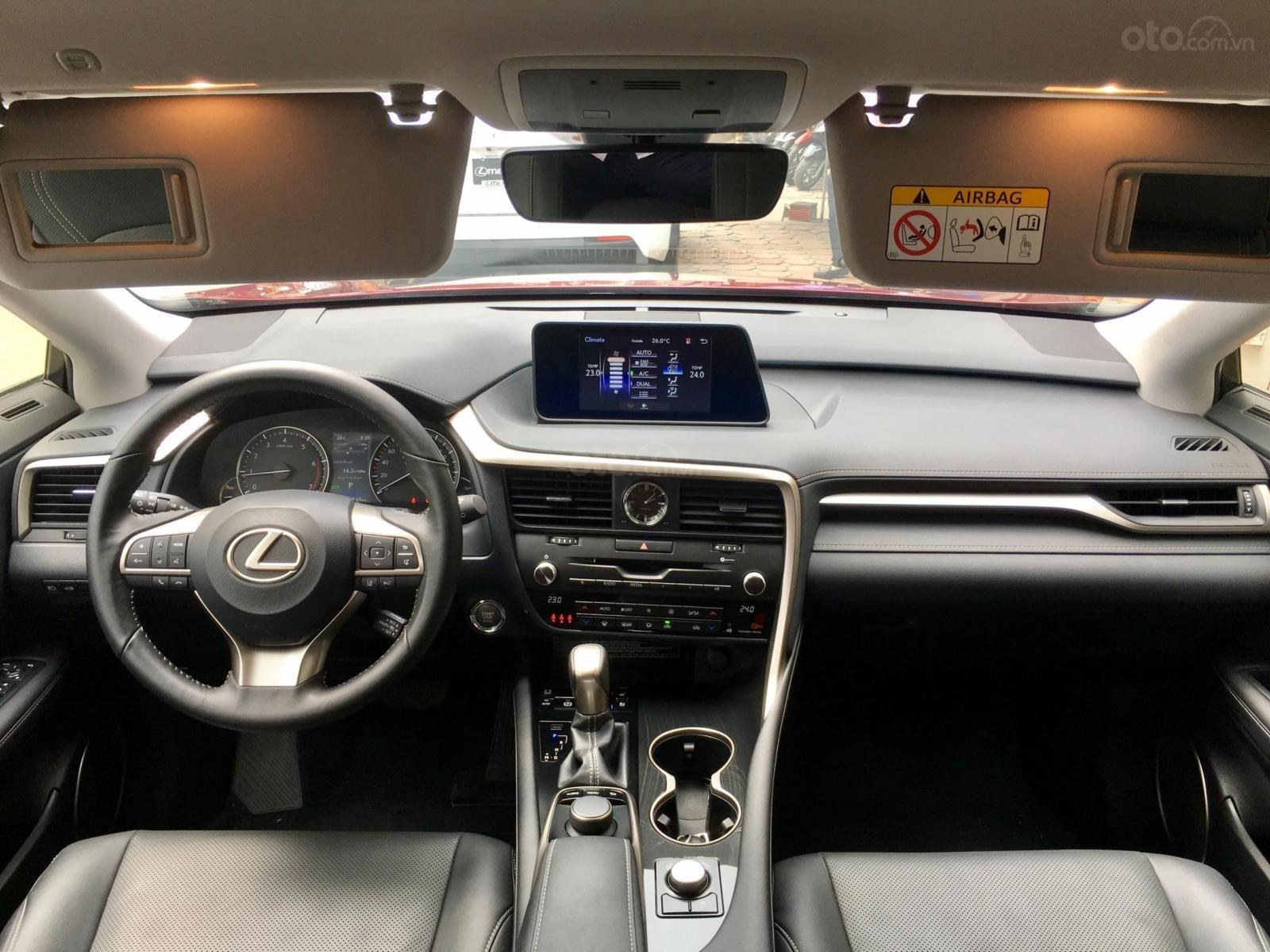 MT Auto bán xe Lexus RX 200t sx 2016, màu đỏ mới 100% giá cực rẻ, hỗ trợ 2 tỷ, LH em Hương 0945392468-24