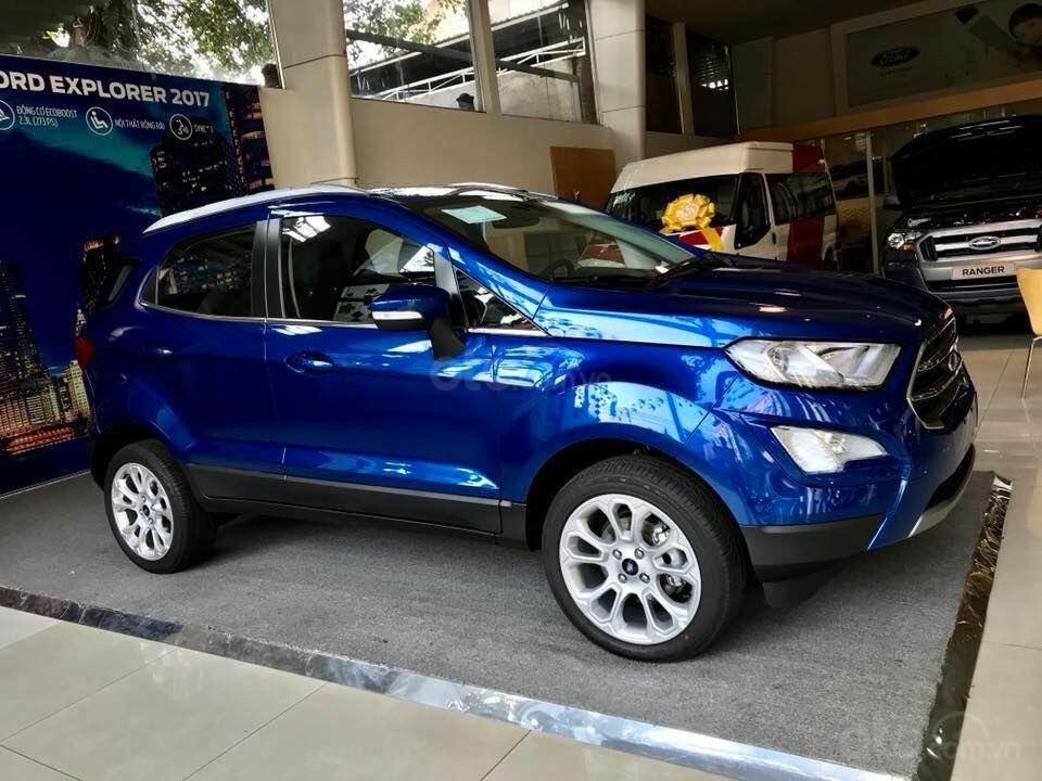 Bán ô tô Ford EcoSport Titanium đời 2019, đủ màu giao liền-1