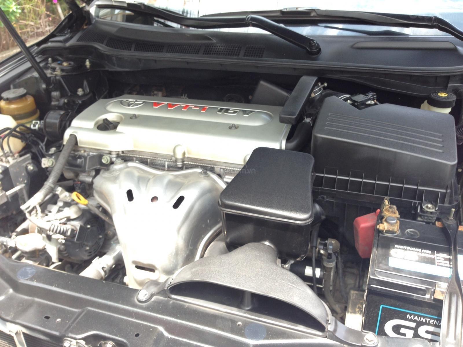 Cần bán xe Toyota Camry 2.4G đời 2008, màu đen-8